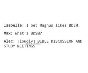 funny, alec lightwood, and max lightwood image