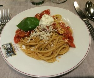 italy, rome, and resturant image