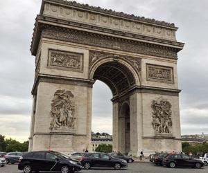 arc, arc de triomphe, and architecture image