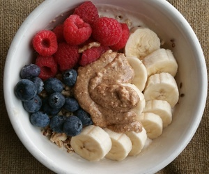 ana, anorexia, and breakfast image