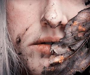 close up, dirty, and mud image