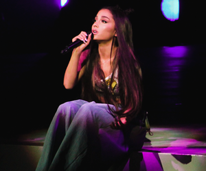 style fashion, ariana grande, and dwt dangerous woman tour image