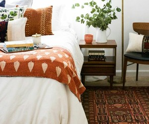 cama, home, and bed image