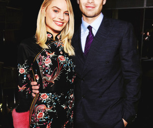 sebastian stan, margot robbie, and handsome actor image