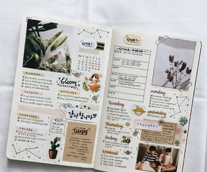 inspiration, bujo, and bullet journal image