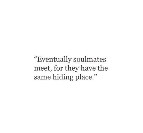 quotes, soulmates, and words image