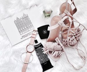 fashion, shoes, and pink image