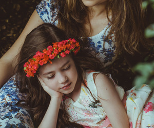 beautiful, girls, and portraiture image