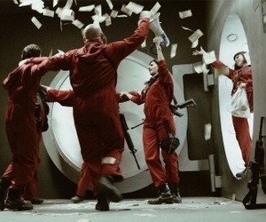 if i were in money heist // casa de papel (english)