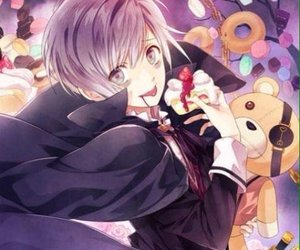 otome game and diabolik lovers image