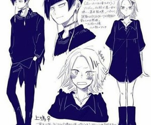 fanart, cute, and boku no hero academia image