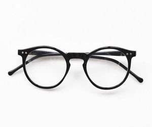 glasses, black, and white image