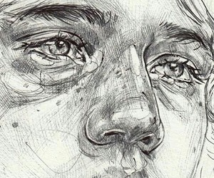 art, drawing, and boys image
