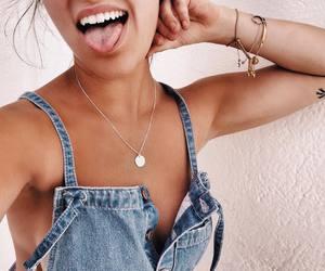 thalia bree, tumblr, and smile image