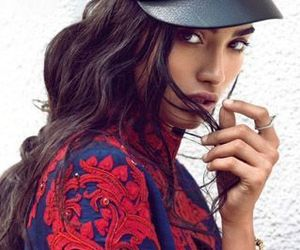 model, photoshoot, and kelly gale image