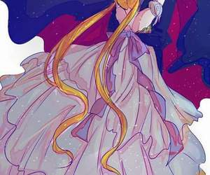 love, anime, and sailor moon image