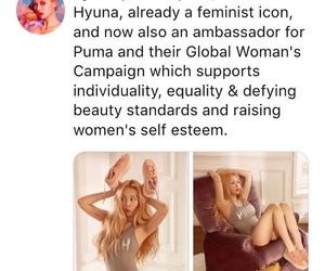 girl power and hyuna image