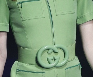 gucci and green image