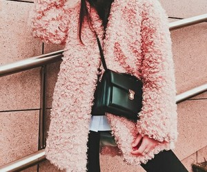 clothes, cozy, and pink image