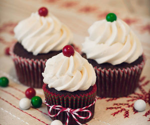 christmas, cocoa, and cream image