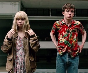 Alyssa, james, and end of the f***ing world image