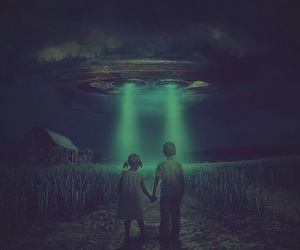 alien, art, and babe image
