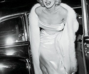 Marilyn Monroe, actress, and dress image