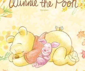 disney, piglet, and wallpaper image