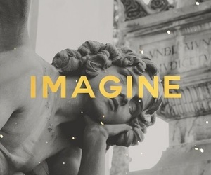 estatua, gris, and imagine image