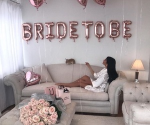 bride, wedding, and goals image