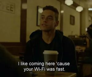 book, quotes, and mr robot image