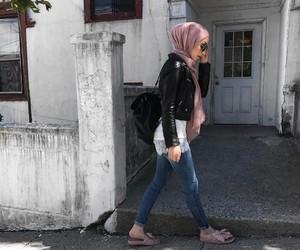hijab, hijabista, and islam image