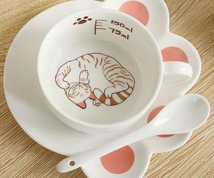 gifts for cat lovers, porcelain tea set, and gift ideas for cat lovers image