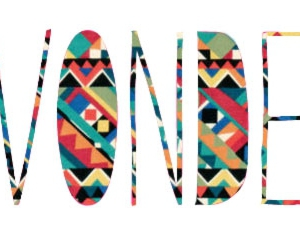 wonder, text, and colors image