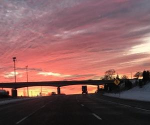 beautiful, bridge, and car image