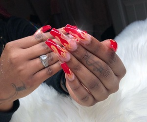 fire and nails image