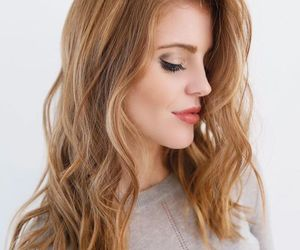 dirty blonde, light brown hair, and hair inspo image