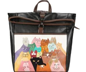 gifts for cat lovers, cat purses and bags, and gift ideas for cat lovers image