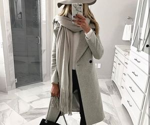 coat, women, and days image