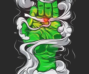 joint, 420, and art image