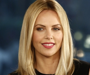 Charlize Theron and hair image
