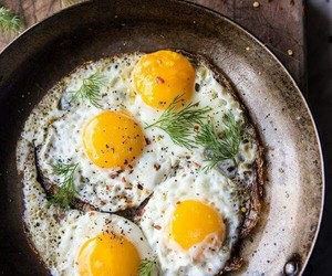 food, eggs, and healthy image