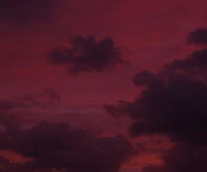 red, sky, and burgundy image