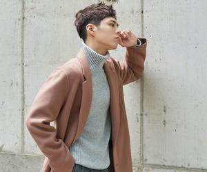 actor, asian, and fashion image