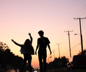 love, girl, and boy image