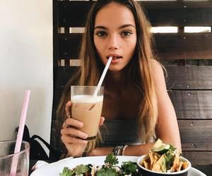 girl, food, and inka williams image
