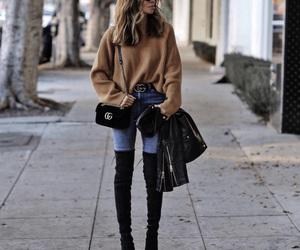 fashion, gucci, and heels image