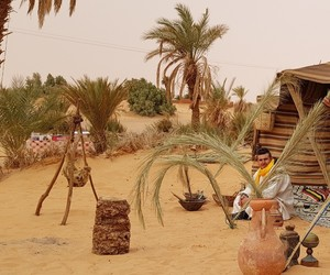 Sahara, timimoun, and désert image