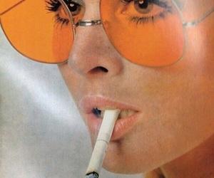 aesthetic, alternative, and orange image