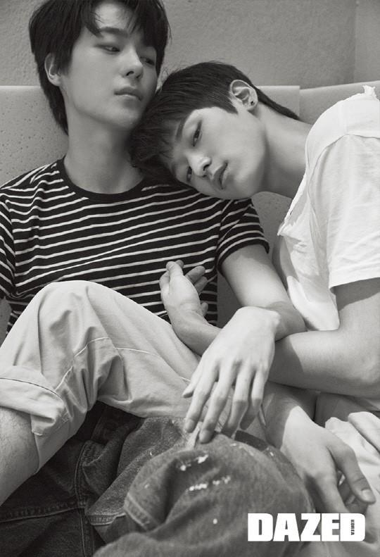juyeon, the boyz, and hyunjae image